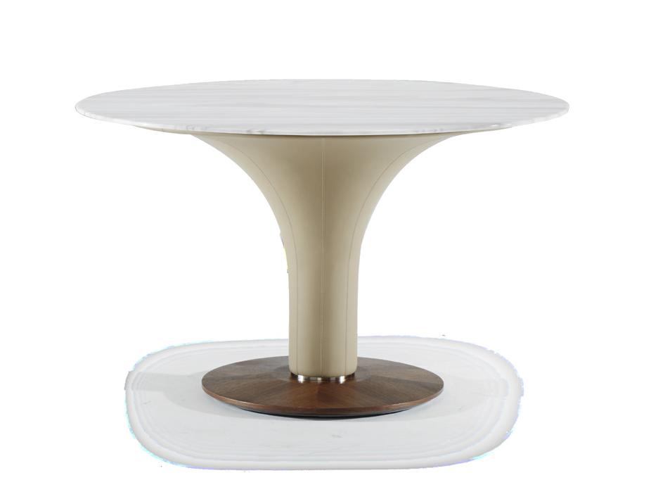 现代轻奢风格餐桌