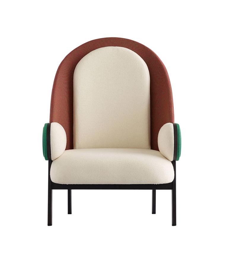 混搭风格沙发椅