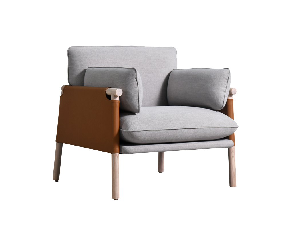 现代简约风格沙发椅
